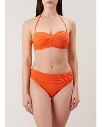 Hobbs Amelia Bikini Bottom - Orange