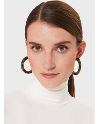 Hobbs Neve Hoop Earring - Multicolor