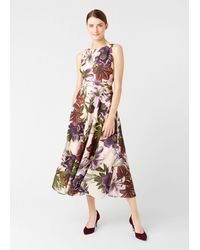 Hobbs Carly Dress - Multicolor