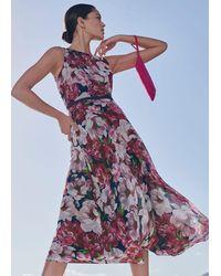 Hobbs - Petite Carly Dress - Lyst