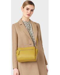 Hobbs Hadley Leather Cross Body Bag - Multicolor