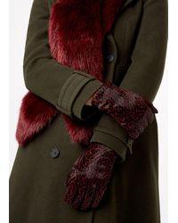 Hobbs Emma Glove - Red