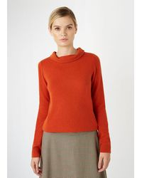 Hobbs Audrey Jumper - Orange