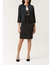 Hobbs - 'seraphina' Lace Jacket - Lyst