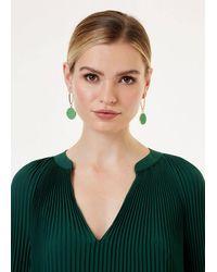 Hobbs Plum Earring - Multicolor