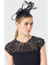 Hobbs Blair Fascinator - Blue