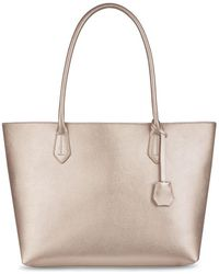 Hobbs 'soho' Tote Bag - Metallic