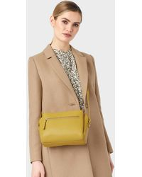 Hobbs Hadley Leather Cross Body Bag - Multicolour