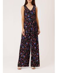 Hobbs Laura Jumpsuit - Blue