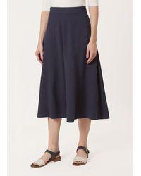 Hobbs Marissa Skirt - Blue