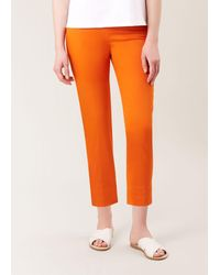 Hobbs Mallory Capri - Orange