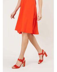 Hobbs 'rhian' Sandals - Red