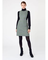 Hobbs - Rosella Wool Dress - Lyst