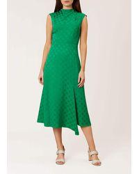 Hobbs Marina Dress - Green