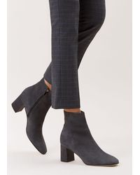 Hobbs Imogen Boot - Grey