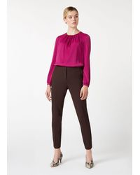 Hobbs Maxine Trousers - Multicolour