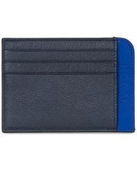 Hogan Credit Card Holder - Blue
