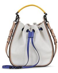 Hogan Bucket Bag Small - Multicolour