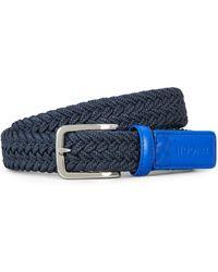 Hogan Belt - Blue