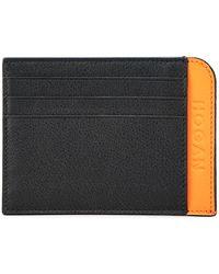 Hogan Credit Card Holder - Black