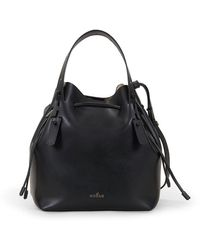 Hogan Bucket Bag - Black