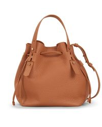 Hogan Bucket Bag H018 - Brown