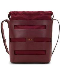 Hogan Bucket Bag Medium H015 - Purple