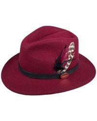 Hicks & Brown - Suffolk Fedora Hat - Lyst