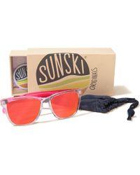 Hollister - Sunski Original Sunglasses - Lyst