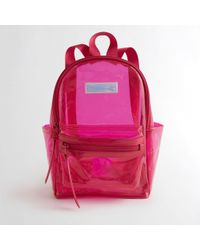 Hollister   Mini Jelly Backpack   Lyst