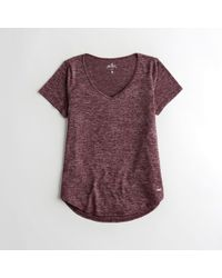 Hollister - Girls Must-have Easy T-shirt From Hollister - Lyst