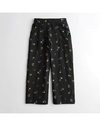 Hollister - Girls Ultra High-rise Culottes From Hollister - Lyst