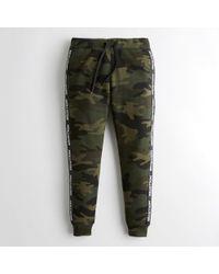 Hollister - Guys Skinny Fleece Jogger Pants From Hollister - Lyst