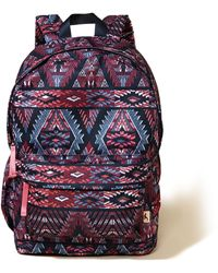 Hollister - Printed Nylon Backpack - Lyst