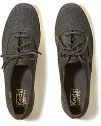 Hollister - Keds Champion Wool Sneakers - Lyst