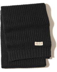 Hollister - Sweater Knit Scarf - Lyst