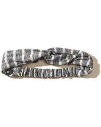 Hollister - Twist Fabric Headband - Lyst
