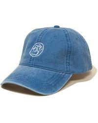 Hollister Valley Cruise Press Dad Hat - Blue