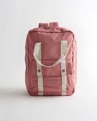 Hollister Utility Backpack - Multicolour