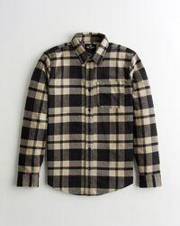 Hollister Flannel Shirt - Multicolour