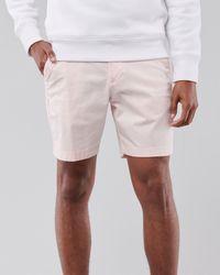 """Hollister Shorts mit Hollister Epic Flex und flachem Design vorne, 7"""" - Pink"""