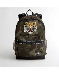 Hollister - Girls Tiger Camo Backpack From Hollister - Lyst