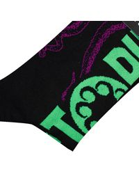 Octopus Logo Socks - Verde