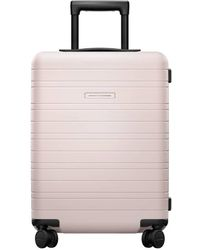 Horizn Studios Handgepäck Koffer mit Powerbank - Pink