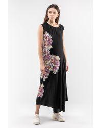 Yohji Yamamoto Furashi Dress - Black