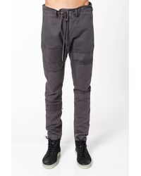 Nude:mm Nude: Mm Easy Pant - Gray