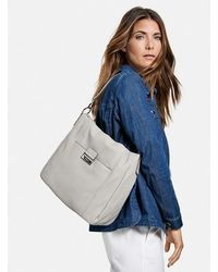 Gerry Weber Hobo Be Different - Grau