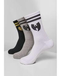 Callisto Wu Wear Socks 3-pack - Multicolor