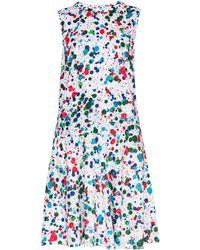 Ted baker kiakia lace panel dresses
