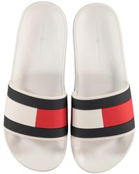 Tommy Hilfiger Essential Sliders - Multicolour